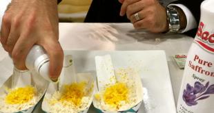 ساخت اسپری زعفران