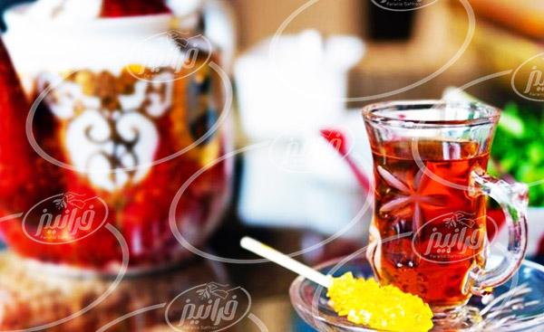 خرید مستقیم از فروشگاه چای زعفران تهران