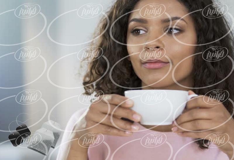 مرکز فروش اصلی چای زعفرانی تروند