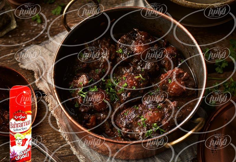 قیمت اسپری زعفران بهرامن در بازار ایتالیا
