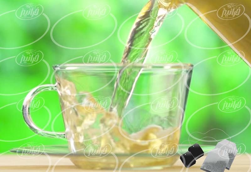 فروش بهترین دمنوش اکسیر زعفران ایرانی