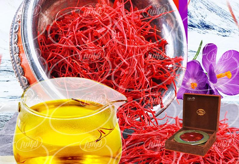 قیمت دمنوش نوین زعفران در حاشیه خلیج فارس