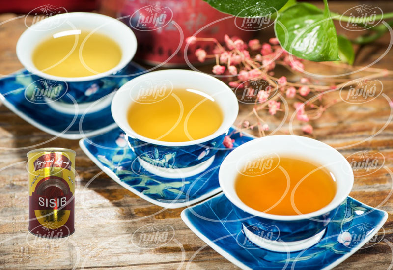 خرید رنگ زعفرانی شرکت سی سیب برای صادرات به عمان