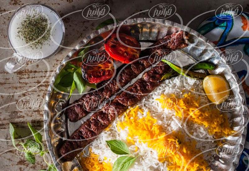 تولید ویژه مایع زعفران نشاط ایرانی