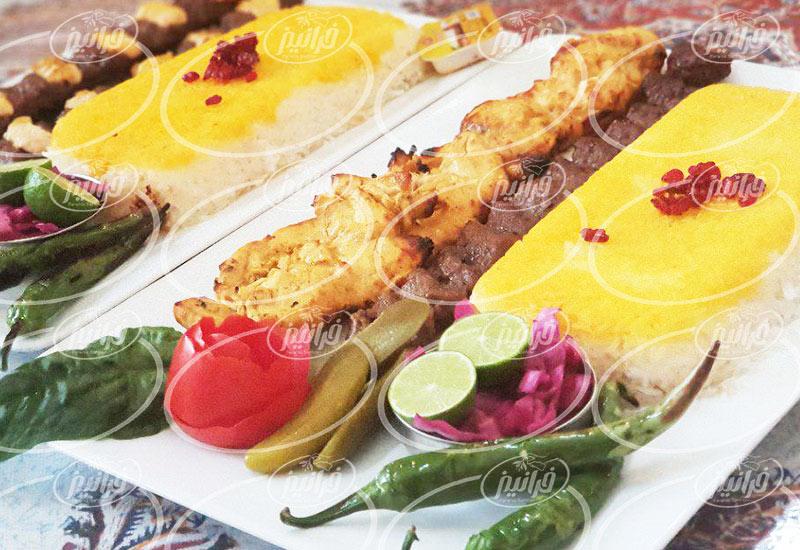 فروش رنگ خوراکی زعفران با قیمت امروز