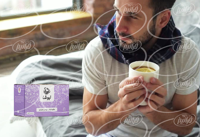 قیمت چای زعفران نیوشا جهت صادرات به اروپا