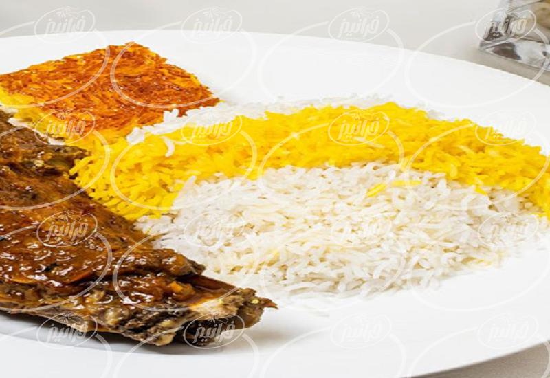 چاشنی حاوی عصاره زعفران برای صادرات به عمان