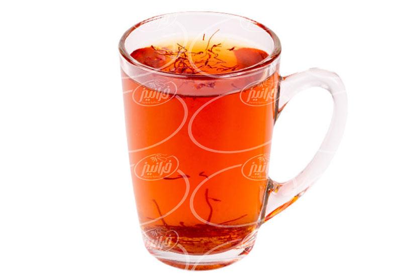 تعرفه های جدید چای زعفران کیسه ای