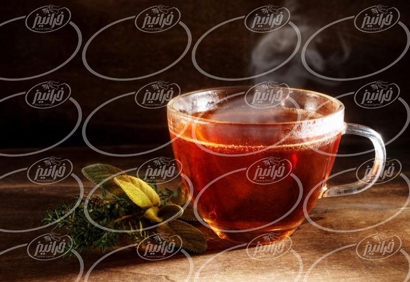 اختلاف فاحش قیمت چای زعفرانی در عمده فروشی ها