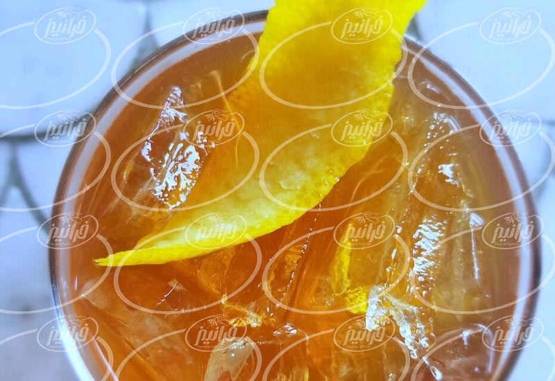 میانبر خرید شربت زعفران برای مشتریان عمده
