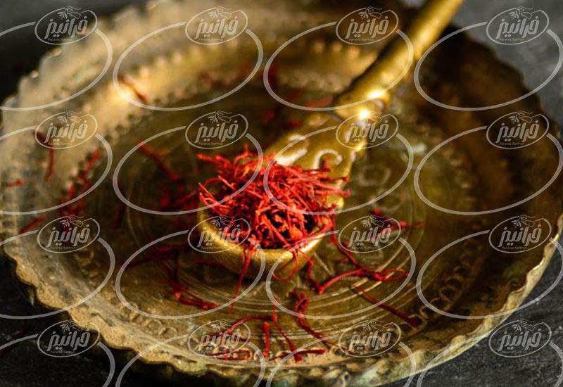 قیمت پودر زعفران سالار با بسته بندی 30 گرمی