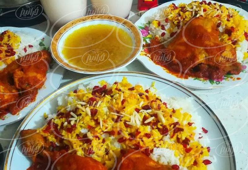 فروش پودر زعفران کرج 40 گرمی
