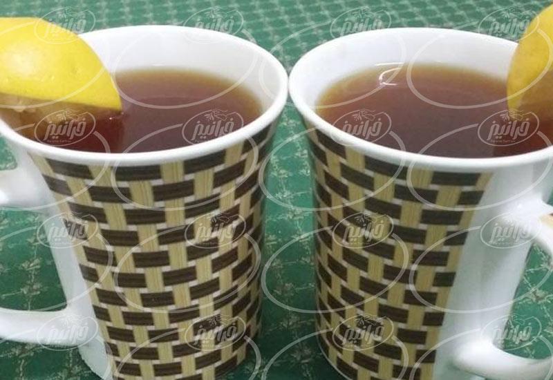 قیمت چای زعفرانی در بازار قطر
