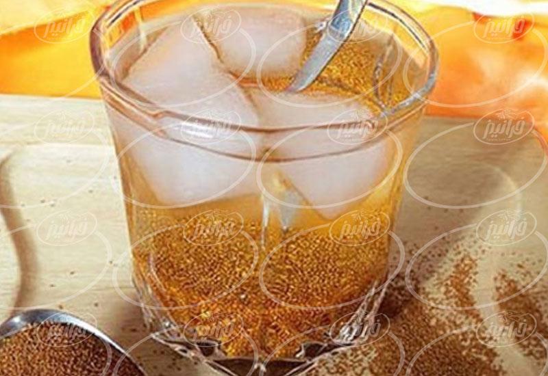 صادرات شربت زعفران به کشور قطر