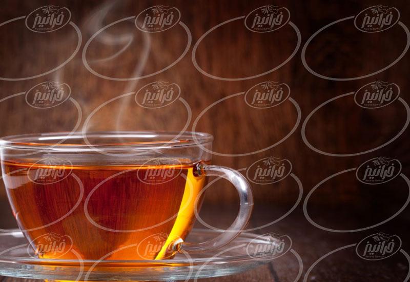 خرید از نمایندگی چای زعفرانی مشهد
