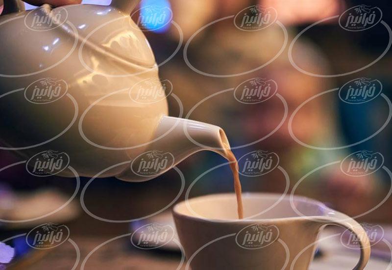 بسته های ویژه خرید چای زعفران