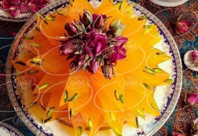 مرکز فروش رنگ غذای زعفران در تبریز