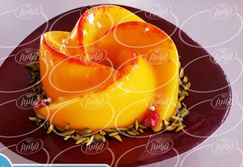 فروشندگان حرفه ای پودر زعفران الیت 64 گرمی