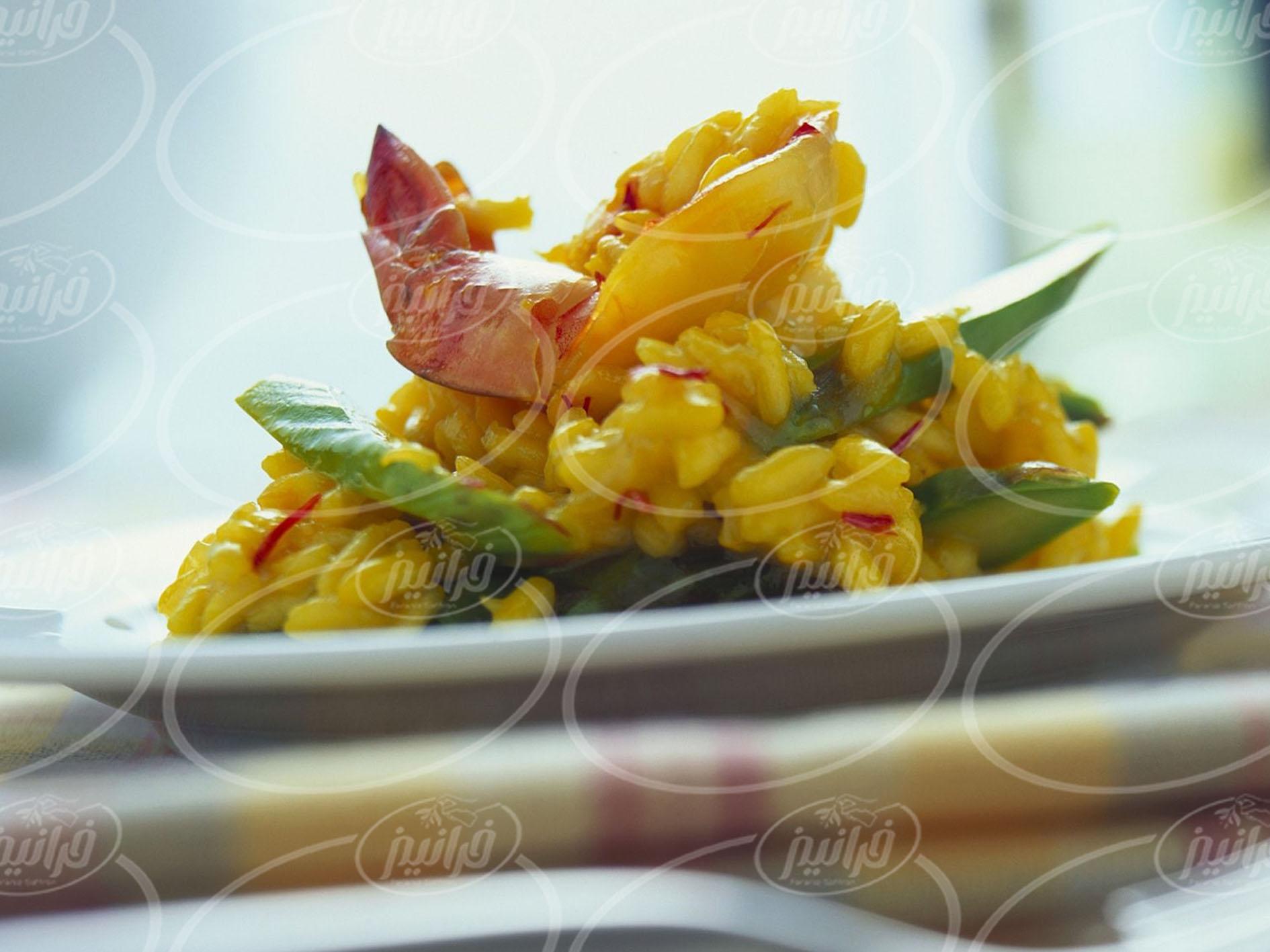 فروش پودر زعفران به صورت تمام وقت