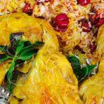 پودر ریشه زعفران بسته بندی شده اعلا
